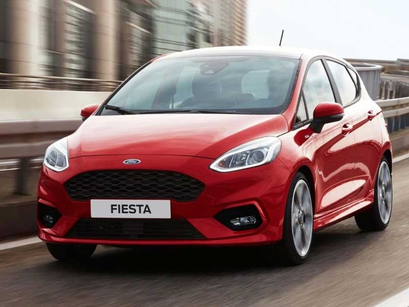 Ford - Fiesta Guyane