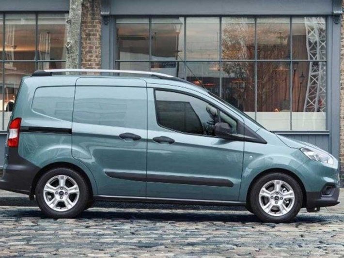 Ford - Transit Courier Guyane
