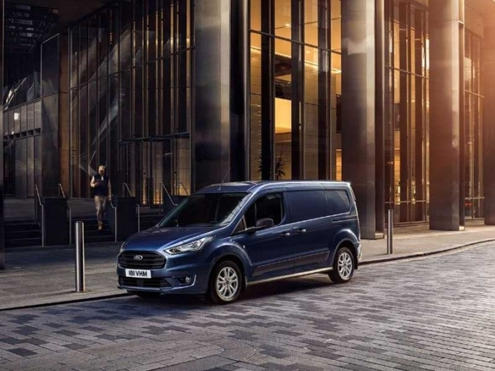Ford - Transit Connect Guyane