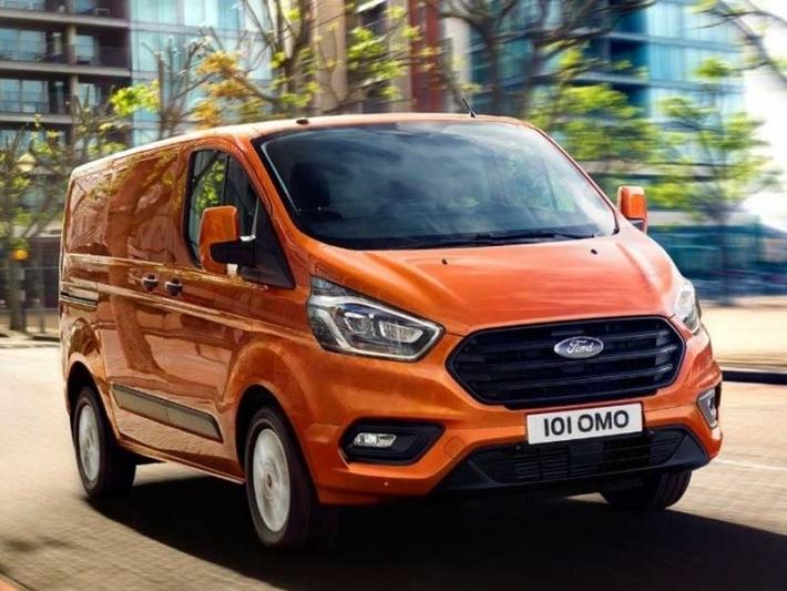 Ford - Transit Custom Guyane