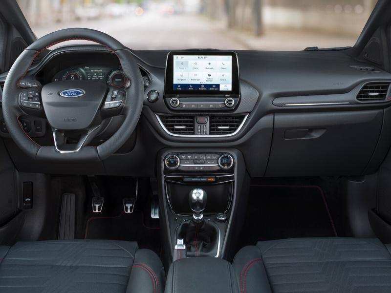 Ford - Puma Guyane