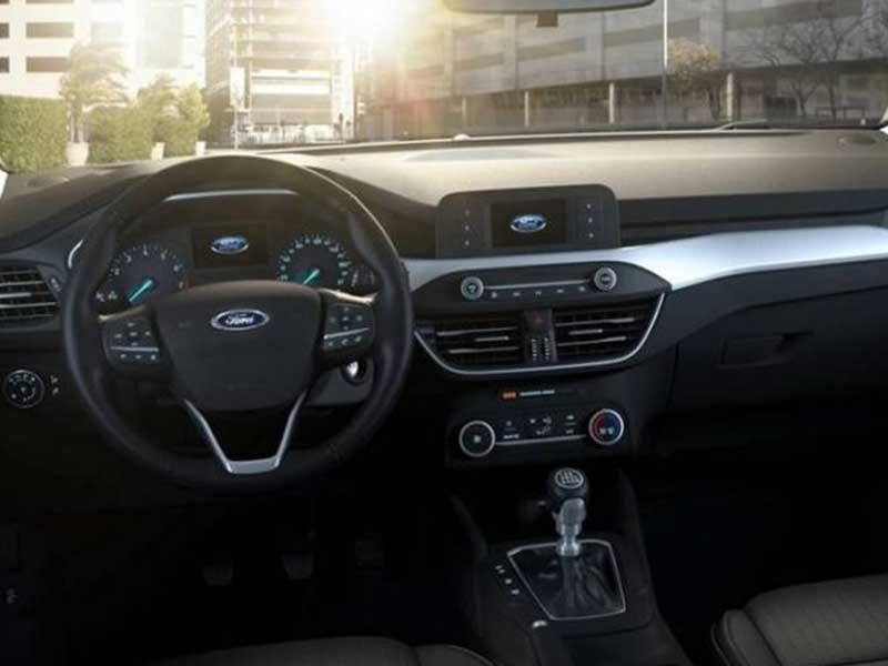 Ford - Focus Guyane