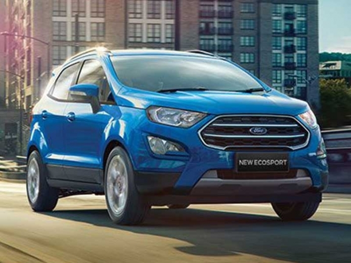 Ford - Ecosport Guyane
